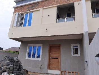 4 Bedroom Terrace Duplex, Sangotedo, Ajah, Lagos, Semi-detached Duplex for Rent