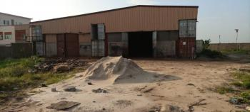 Warehouse of 1800sqm Size, Besides Nikel Art Gallery, Ikate Elegushi, Lekki, Lagos, Warehouse for Rent