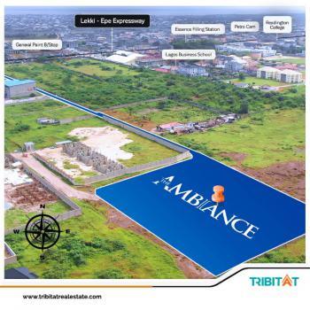 Ambiance Estate Land, By Atlantic Layout, Ajiwe, Abraham Adesanya, Ajah, Lagos, Residential Land for Sale