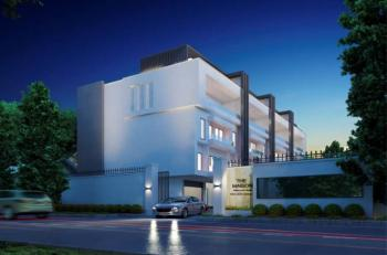 Prime Luxury Smart Homes, Nile Street, Maitama District, Abuja, Terraced Duplex for Sale