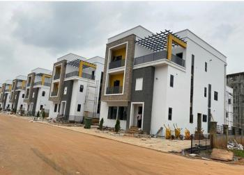 Well Finished 5 Bedroom with Bq, Wuye, Abuja, Detached Duplex for Sale