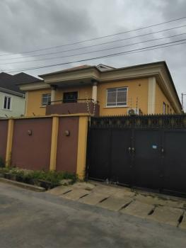 Executive 4nos 3brm with Pop Finishing in The Living Room in Oko Oba, New Oko Oba, New Oko-oba, Agege, Lagos, Block of Flats for Sale
