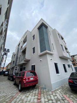 Serviced 3 Bedroom Apartment + Bq, Lekki Right, Lekki Phase 1, Lekki, Lagos, Flat for Rent