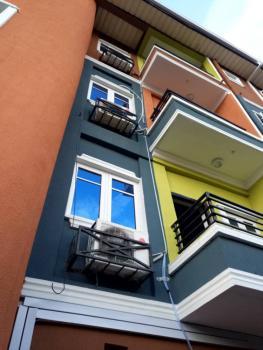 Lovely 3 Bedroom Flat with Features, Adedoyin Street Opposite Zenith Bank Aguda Ogba, Ogba, Ikeja, Lagos, Flat for Rent