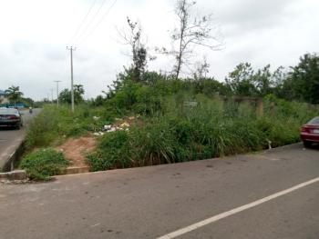 844,000 Sqm of Land Along Chevron Drive, Lekki, Opposite Galton Gate , Foreshore and Ebeano Supermarket, Lekki, Lagos, Mixed-use Land for Sale