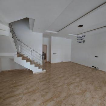 Fully Serviced 4 Bedroom Semi Detached Duplex with 24 Hrs Power, Villa Estate, Ikota, Lekki, Lagos, Semi-detached Duplex for Rent