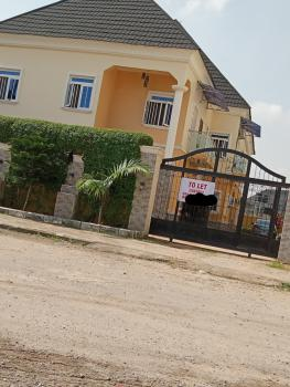 Ground Floor, Spacious 2 Bedroom Flat, Fo1 Layout, Kubwa, Abuja, Flat for Rent
