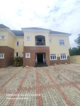 Luxury 4 Bedroom Duplex & 1 Room Bq, Guzape District, Abuja, Semi-detached Duplex for Sale
