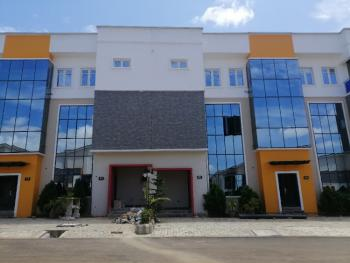 Newly Built and Partly Furnished 3-bedroom Terrace House, Apo, Abuja, Terraced Duplex for Rent