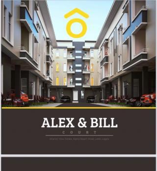 One Bedroom Serviced Apartment, Atlantic View Estate, Lekki, Lagos, Mini Flat for Sale