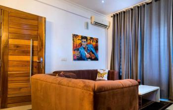Luxury 1 Bedroom Service Apartment, 5, Dideolu Estate, Oniru, Victoria Island (vi), Lagos, Mini Flat Short Let
