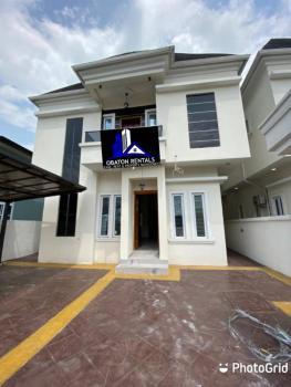 Nicely Finished 4 Bedroom Fully Detached Duplex, Chevron, Lekki, Lagos, Detached Duplex for Rent