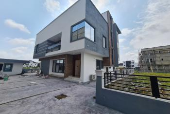 Brand New and Contemporary 4 Bedroom Detached Duplex with Bq, Osapa, Lekki, Lagos, Detached Duplex for Sale