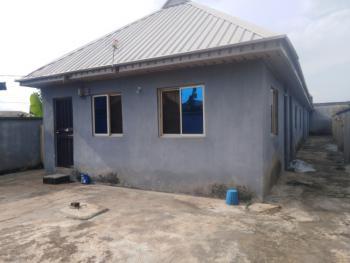 Neat Room/parlor Self Contained, Agunfoye Igbogbo, Igbogbo, Ikorodu, Lagos, Mini Flat for Rent