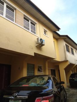 3 Bedroom Duplex, Osapa, Lekki, Lagos, Terraced Duplex for Rent