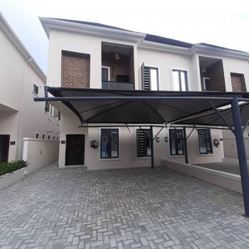 4 Bedroom Terrace, Ikota, Ikota, Lekki, Lagos, Terraced Duplex for Rent