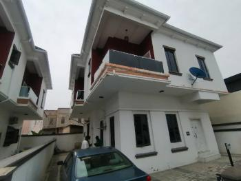 Fully Serviced 4 Bedroom Semi-detached Duplex, By Conservation, Ikota, Lekki, Lagos, Semi-detached Duplex for Rent