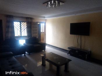 Furnished 2 Bedroom Upstair Flat with 3 Toilet & 2 Bath, Zainab Crescent, Medina, Gbagada, Lagos, Flat Short Let
