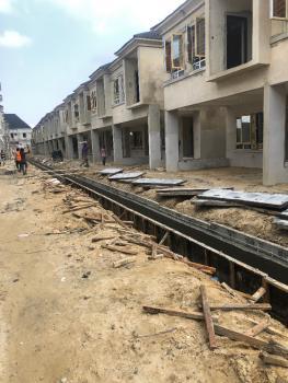 4 Bedroom Terrace Duplex, Victoria Crest Iv Estate (waterview Experience), Lekki, Lagos, Terraced Duplex for Sale