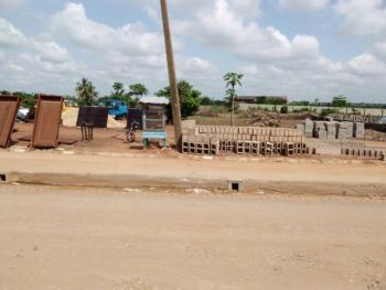 a Plot of Land Along The Road, Ayobo Ishefun, Ayobo, Lagos, Mixed-use Land for Sale