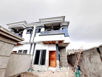 Newly Built 4 Bedroom Semi Detached Duplex with Bq, By Spar Road, Ikate Elegushi, Lekki, Lagos, Semi-detached Duplex for Sale