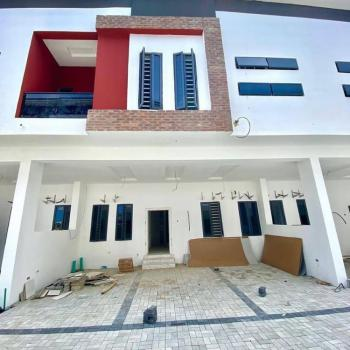 Newly Built 4 Bedroom Terrace Duplex at 2nd Toll Gate, 2nd Toll Gate, Lekki, Lagos, Terraced Duplex for Rent