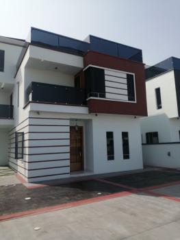 Brand New 5 Bedroom Detached House with Pool, Off Omonire Johnson, Lekki Phase 1, Lekki, Lagos, Detached Duplex for Sale