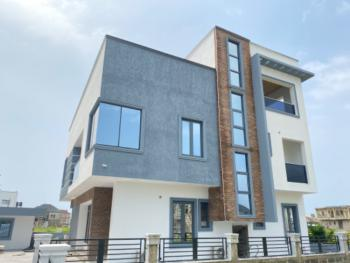 Four Bedroom Detached House with Bq with Open Terrace, Osapa London, Osapa, Lekki, Lagos, Detached Duplex for Sale