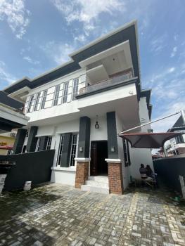 Newly Built 4 Bedroom Semi Detached Duplex with B. Q, Igbo Efon, Lekki, Lagos, Semi-detached Duplex for Sale