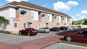 Exquisite 3 Bedroom Terrace Duplex, After Sunnyvale Estate and Kabusa Garden Estate., Lokogoma District, Abuja, Terraced Duplex for Sale