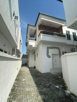 Brand New 4 Bedrooms Semi Detached Duplex with B.q, Idado, Lekki, Lagos, Semi-detached Duplex for Sale