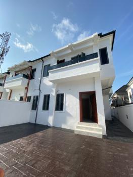 Spacious 5 Bedrooms Semi Detached Duplex with B.q, Idado, Lekki, Lagos, Semi-detached Duplex for Sale
