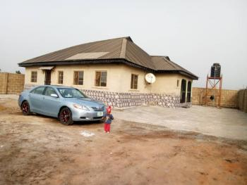 Exquisite 3 Bedrooms Bungalow on 1 and Half Plot, Opposite Redeem Camp, Pz Estate, Mowe Town, Ogun, Detached Bungalow for Sale