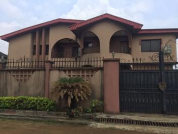 4 Bedroom Duplex with 4 Units of 2 Bedroom Flat, 551road / By Scooby Doo School, Egbeda, Alimosho, Lagos, Semi-detached Duplex for Sale