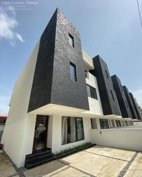 Lovely 4 Bedroom Terraced Duplex with Bq, Terraced Duplex with 2 Large Living Rooms, Victoria Island (vi), Lagos, Terraced Duplex for Sale