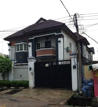 2 Units of 5 Bedroom Semi-detached Duplex on 550sqm, Ilupeju Estate, Ilupeju, Lagos, Semi-detached Duplex for Sale