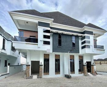 Exquisitely Finished Fully Serviced 4 Bedroom Semi-detached Duplex, Ikate, Lekki, Lagos, Semi-detached Duplex for Sale