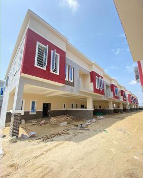4 Bedroom Terrace Duplex, Royal View Estate, Ikota Primary School, Ikota, Lekki, Lagos, Terraced Duplex for Sale