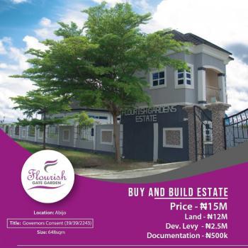Serviced Estate, Opposite Corona School, Abijo, Lekki, Lagos, Residential Land for Sale