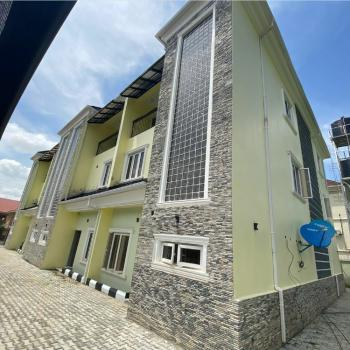 Luxury 4 Bedroom Terrace Duplex, Life Camp, Abuja, Terraced Duplex for Sale