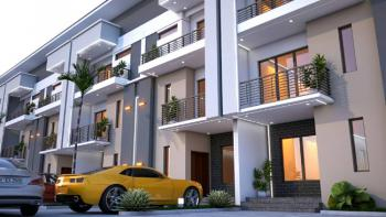 Fully  Finished Bedroom Terrace Duplex Plus Bq (off Plan Project), Jahi By Gilmore,  After Naval Quarters, Jahi, Abuja, Terraced Duplex for Sale