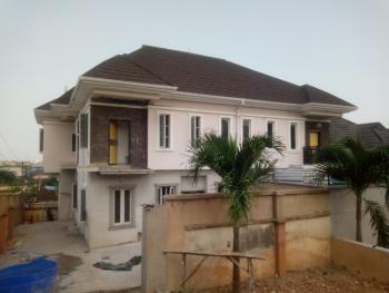 4 Bedroom Semi Detached Duplex (all Ensuite) with a Room Boys Quarter, Gra, Magodo, Lagos, Semi-detached Duplex for Sale