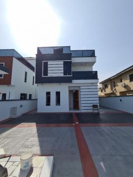 Classic 5 Bedrooms Detached Duplex with Swimming Pool, Babatunde Da, Lekki Phase 1, Lekki, Lagos, Detached Duplex for Sale