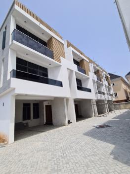 Serviced 4 Bedrooms Terrace Duplex in a Good Neighbourhood, Ikate Elegushi, Lekki, Lagos, Terraced Duplex for Sale