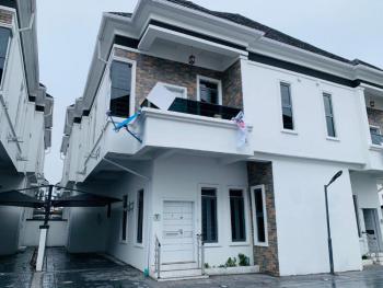 Built 4 Bedroom Semi Detached Duplex + Bq, Chevron 2nd Toll Gate, Lekki, Lagos, Semi-detached Duplex for Sale