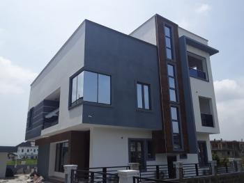Modern Luxury 4 Bedroom Fully Detached Duplex with Bq, Osapa, Lekki, Lagos, Detached Duplex for Sale
