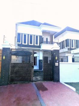 Massive 5 Bedrooms Detached Duplex with Bq, Oral Estate, Lekki, Lagos, Detached Duplex for Sale