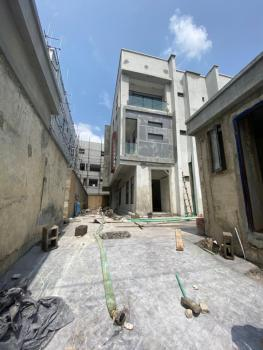 Nicely Built 5 Bedroom Semi Detached Duplex with a Room Bq, Parkview, Ikoyi, Lagos, Semi-detached Duplex for Sale