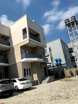 4 Bedroom Terrence, Jahi, By Naval Quarters.., Jahi, Abuja, Terraced Duplex for Sale