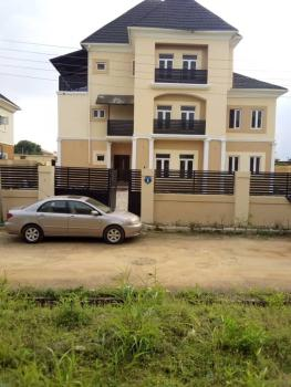 5 Bedroom Fully Detach Duplex, By Lento Aluminum, Life Camp, Abuja, Detached Duplex for Sale